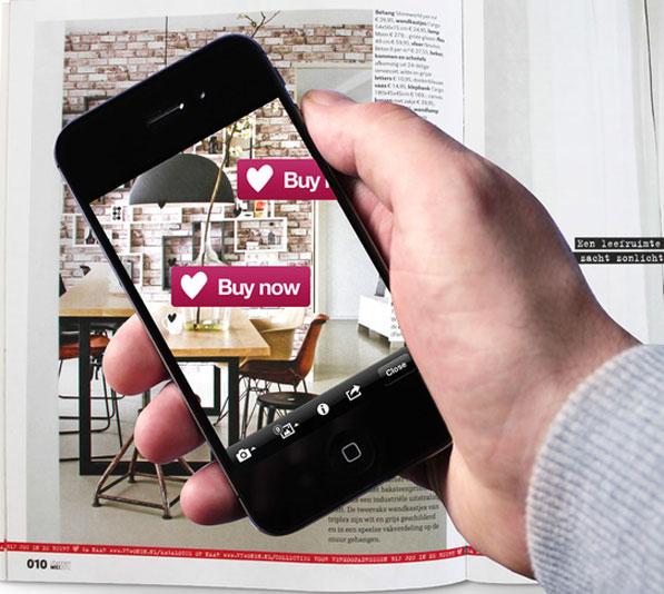 Réalité Augmentée & Impression Interactive