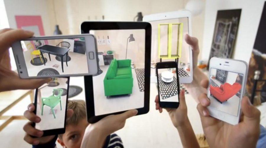Apple et Ikea lancent une application de réalité augmentée, ceci est une révolution!!