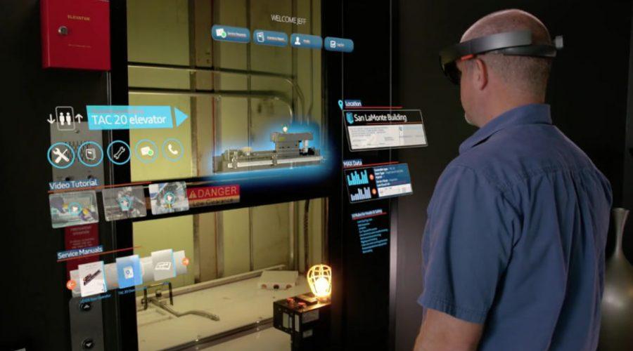 Comment la réalité augmentée va changer l'industrie de la construction